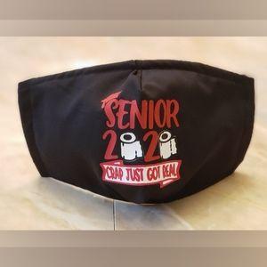 ADULT  2020 funny Graduate mask